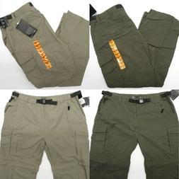 BC Clothing Men Convertible Cargo Pants Size XXL Hiking