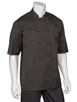 Chef Works Men's Montreal Cool Vent Chef Coat