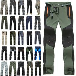 Men's Military Tactical Pants Climbing Hiking Straight Trous