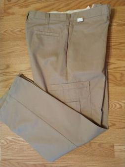Dickies Men's 37 X 34 Big & Tall  Tan/Beige/Khaki Cargo Work