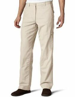 Dockers Men's Alpha Khaki Pant Light Buff 34W x 34L