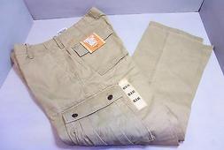 Dockers Men's Bellowed Pocket D2 Straight Fit Cargo Pants SI