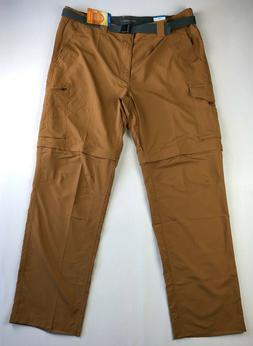 Columbia Men's Big & Tall Silver Ridge Convertible Pants Cam