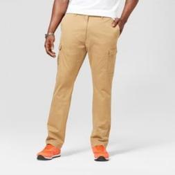 Men's Big & Tall Slim Fit Cargo Pants - Goodfellow & Co - Br