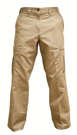 Dickies Men's Cargo Pants, 30X34 Khaki Relaxed Fit 2112372KH