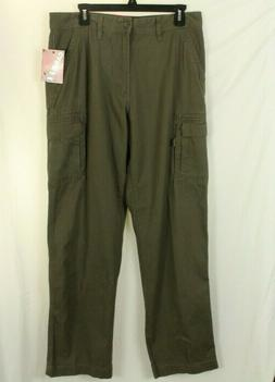 Case IH Men's Cargo Pants Brown Size 32 X 32