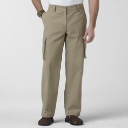 Men's Outdoor Life Cargo Pants Khaki Size 32x30