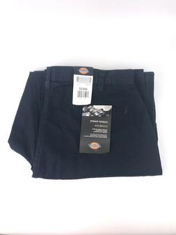 Dickies Men's Cargo Pants Loose Fit Dark Navy - 38 x 32