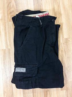 Men's Unionbay Cargo Survivor Pants Golden Brown Size 36X32