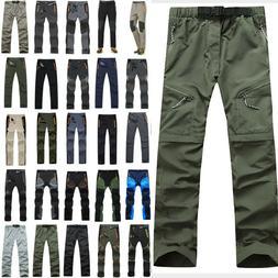 Men's Climbing Hiking Casual Long Pants Outdoor Tactical Com