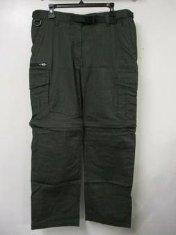BC Clothing Men's Convertible Stretch Cargo Hiking Active Pa