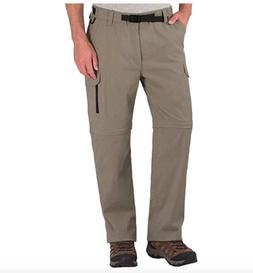BC Clothing^ Men's Convertible Stretch Cargo Hiking Pants Sh