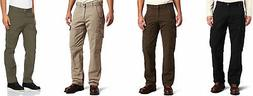 Carhartt Men's Cotton Ripstop Relaxed Fit Double-Front Cargo
