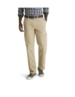 Dockers Men's Crossover D3 Classic-Fit Flat-Front Cargo Pant