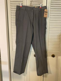 Men's Dockers D3 Classic Fit Ultimate Cargo Flat Front Gray