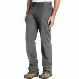 CATERPILLAR Men's DL Trouser Oxford Side Cargo Pants NWT Gra