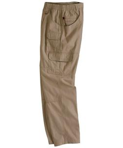 Woolrich Men's Elite 44441 Lightweight Cargo Pants-Coyote