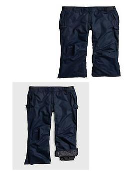 Arctix Men's Essential Snow Pants, Blue Night, Small/Regular