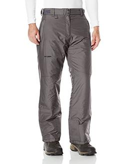 Arctix Men's Essential Snow Pants, Charcoal, X-Large/Regular