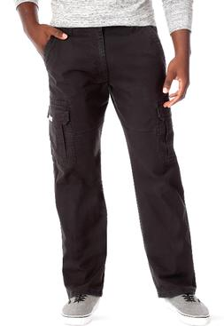 men s flex cargo pants relaxed fit