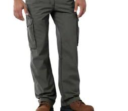 CARHARTT Men's Force Tappen Cargo Pant Gravel color 42 & 46