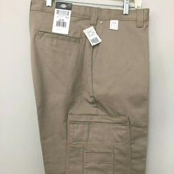 Dickies Men's Industrial Relaxed Fit Cotton Cargo Pants LP33