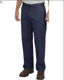 Dickies Men's   Loose Fit Cargo Work Pants Straight Leg in N