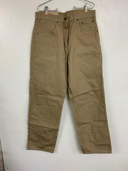 Carhartt Men's Loose Fit Five Pocket Canvas Carpenter Pant B