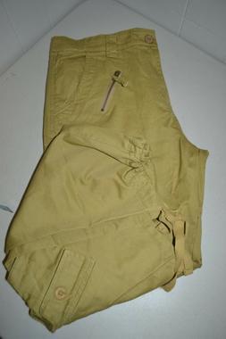 Must Way Men's Military Cargo Army Outdoors Combat Pants Sz