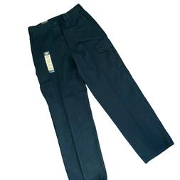 Dickies Men's Pants Black Size 34X34 Loose Fit Cargo Straigh
