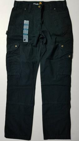CARHARTT MEN'S PANTS - RELAXED FIT DOUBLE FRONT CARGO PANTS