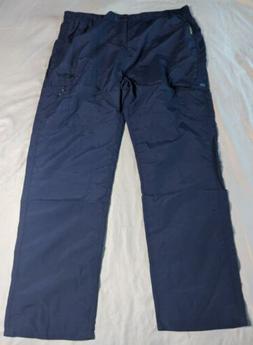 Since 1981 Men's Plus Multi-Bag Quick-Dry Outdoor Cargo Pant