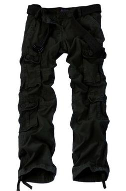Match Men's Ranger Work Wear Utility Tough Cargo Pants #6325