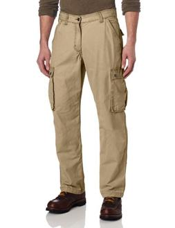 Carhartt Men's Rugged Cargo Pant Relaxed Fit,Dark Khaki,38W