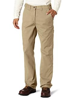 Carhartt Men's Rugged Work Khaki Relaxed Fit,Field Khaki,40