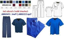 Carhartt Men's Scrubs Set