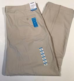 Sonoma Men's Size 40 X 32 Khaki 100% Cotton Straight Leg Car