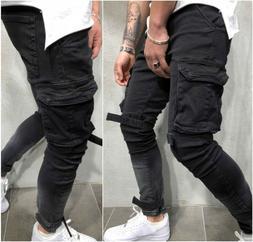 men s skinny jeans pants denim pants