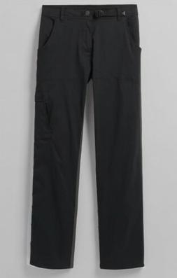 PrAna Men's Stretch Zion Pants-30 X 32-Black-NWOT