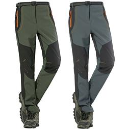 Men's Tactical Camping Climbing Cargo Trousers Outdoor Windp
