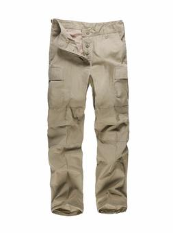 MEN'S TACTICAL CARGO MILITARY COMBAT WORK FISHING HUNTING PA