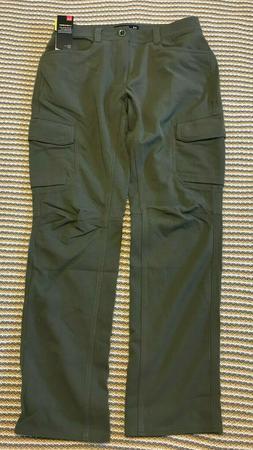 Under Armour Men's Tactical Cargo Pants Marine Green 1316930