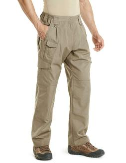CQR Men's Tactical Pants Lightweight EDC Assault Cargo TLP-1