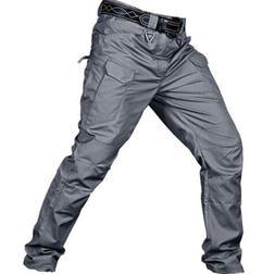 Men's Tactical Pants Military Army Cargo Security Combat Hik