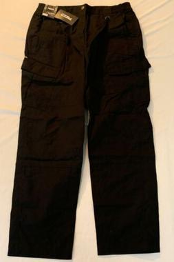 CQR Gears Men's Tactical Series Cargo Pants RH8 Black Size 3