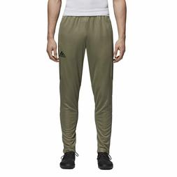 Adidas Men's Tiro 17 Soccer Training Pants Trace Cargo Green