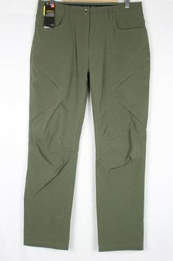 Under Armour Men's UA Adapt Pants Military Green 1348645 390