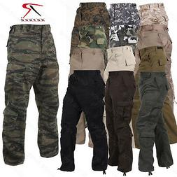 Rothco Men's Vintage Paratrooper Fatigues - Military Style C