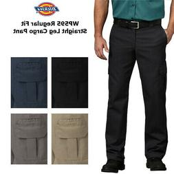 Dickies Men's WP595 Flex Regular Fit Straight Leg Work Cargo