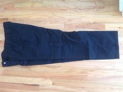 men tactical relaxed fit straight leg ripstop
